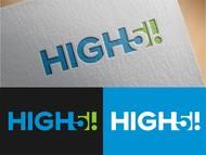 High 5! or High Five! Logo - Entry #24