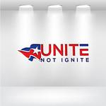 Unite not Ignite Logo - Entry #158