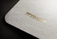 Revolution Roofing Logo - Entry #207