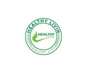 Healthy Livin Logo - Entry #143