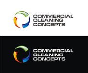 Commercial Cleaning Concepts Logo - Entry #71