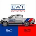BWT Concrete Logo - Entry #263