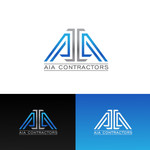 AIA CONTRACTORS Logo - Entry #21