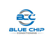 Blue Chip Conditioning Logo - Entry #150