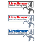 Lindimar Metal Recycling Logo - Entry #339