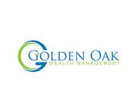 Golden Oak Wealth Management Logo - Entry #136