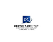Dermot Courtney Behavioural Consultancy & Training Solutions Logo - Entry #84