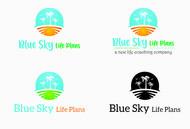 Blue Sky Life Plans Logo - Entry #59