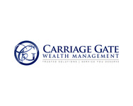 Carriage Gate Wealth Management Logo - Entry #38