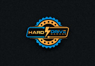 Hard drive garage Logo - Entry #244