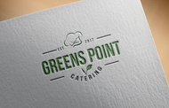 Greens Point Catering Logo - Entry #161