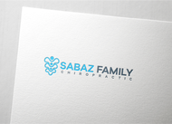 Sabaz Family Chiropractic or Sabaz Chiropractic Logo - Entry #71