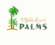 California Style Palms Logo - Entry #57