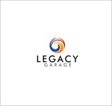 LEGACY GARAGE Logo - Entry #19