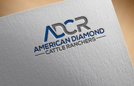 American Diamond Cattle Ranchers Logo - Entry #171