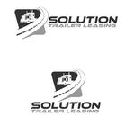 Solution Trailer Leasing Logo - Entry #307