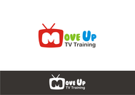 Move Up TV Training  Logo - Entry #77