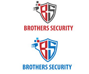 Brothers Security Logo - Entry #95