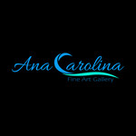 Ana Carolina Fine Art Gallery Logo - Entry #194