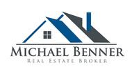 Michael Benner, Real Estate Broker Logo - Entry #136