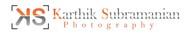 Karthik Subramanian Photography Logo - Entry #39