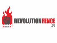Revolution Fence Co. Logo - Entry #271