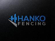 Hanko Fencing Logo - Entry #50