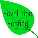 Revolution Roofing Logo - Entry #416