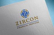 Zircon Financial Services Logo - Entry #182