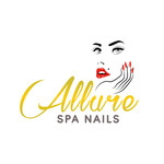 Allure Spa Nails Logo - Entry #163