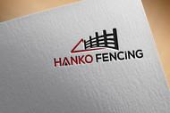 Hanko Fencing Logo - Entry #12