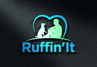 Ruffin'It Logo - Entry #92