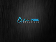 ALL PURE SOLUTIONS Logo - Entry #15