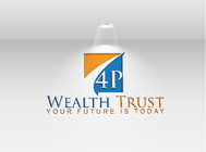 4P Wealth Trust Logo - Entry #134
