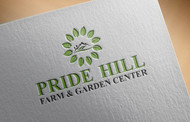 Pride Hill Farm & Garden Center Logo - Entry #20