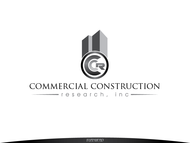 Commercial Construction Research, Inc. Logo - Entry #147
