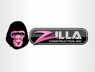Zilla Construction, Inc Logo - Entry #69