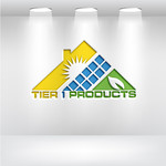 Tier 1 Products Logo - Entry #27