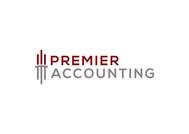 Premier Accounting Logo - Entry #379