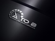 A to B Tuning and Performance Logo - Entry #15