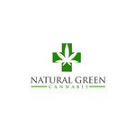Natural Green Cannabis Logo - Entry #34