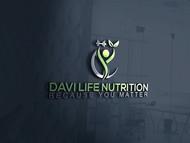 Davi Life Nutrition Logo - Entry #485