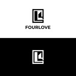 Four love Logo - Entry #251