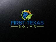 First Texas Solar Logo - Entry #39
