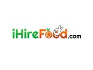 iHireFood.com Logo - Entry #82