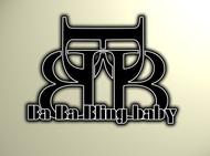 Ba Ba Bling baby Logo - Entry #3