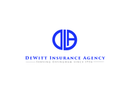 """DeWitt Insurance Agency"" or just ""DeWitt"" Logo - Entry #150"