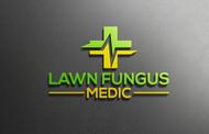 Lawn Fungus Medic Logo - Entry #11