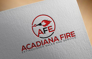 Acadiana Fire Extinguisher Sales and Service Logo - Entry #75