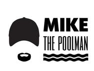 Mike the Poolman  Logo - Entry #18